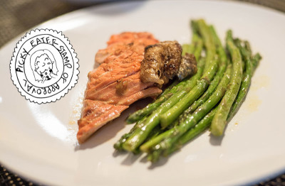 A Salmon Recipe for People Who Don't Like Salmon