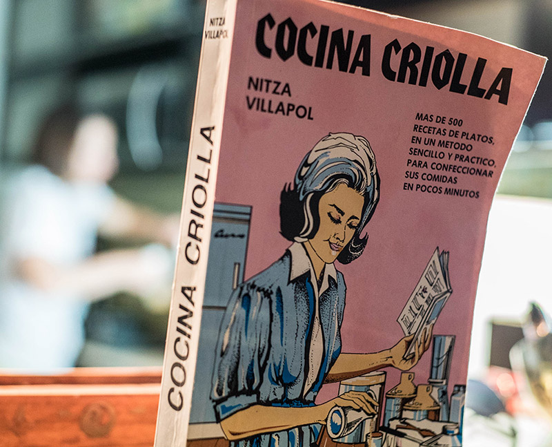 The Legend of Cocina Criolla