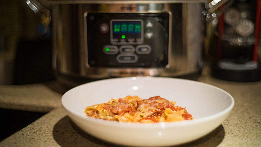 Slow Cooker Lasagna (Or: Things You Shouldn't Slow-Cook)