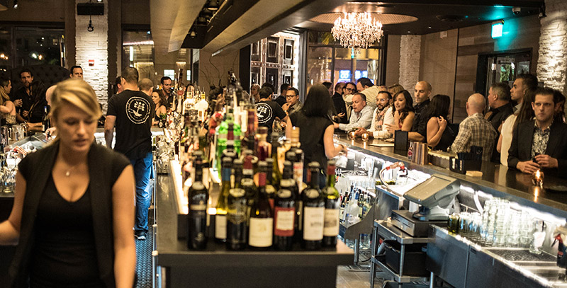 Siena Tavern Miami Bar