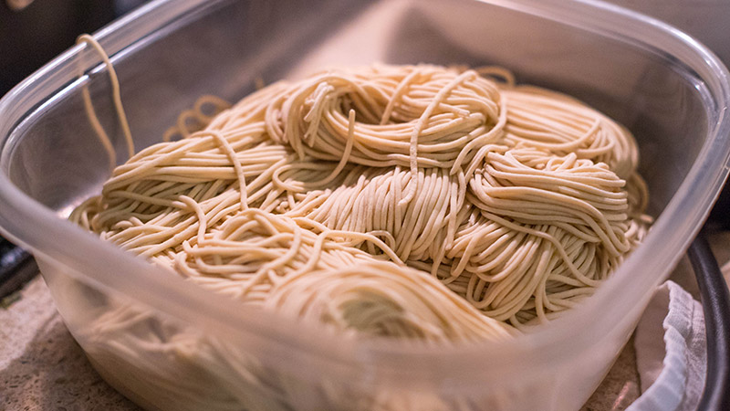 Anatomy Of Ramen Ramen Noodles From Scratch