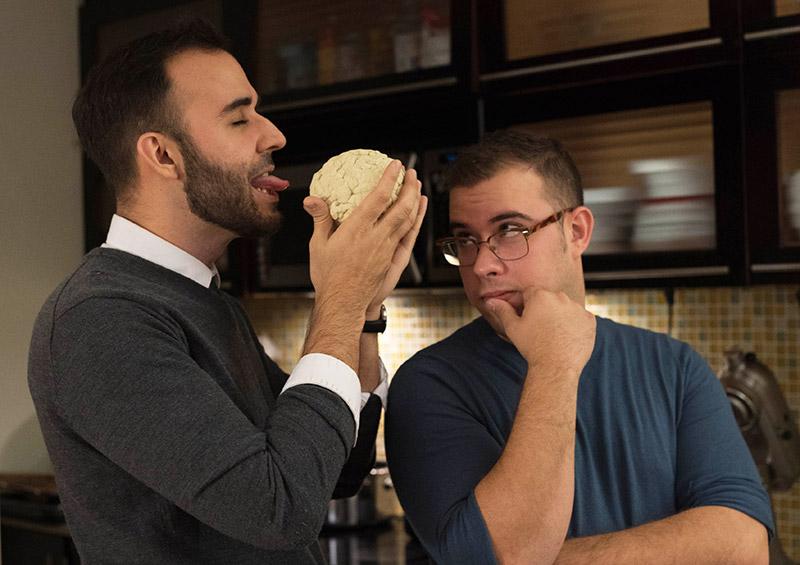 Ramen Noodle Dough Ball