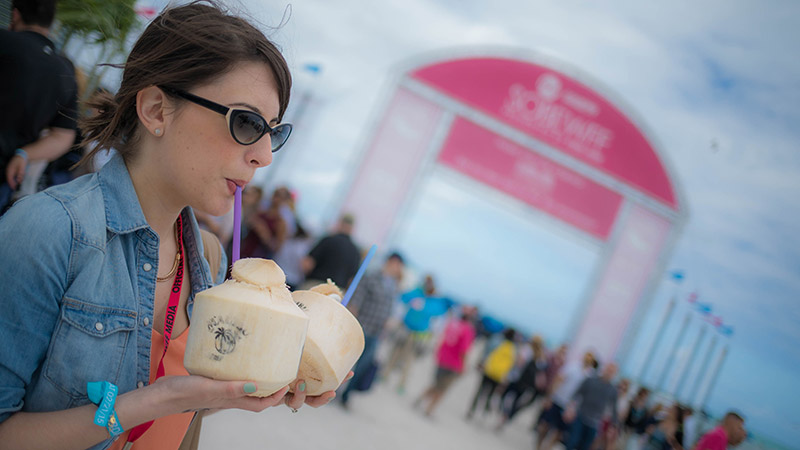 SOBEWFF 2015 Coconuts