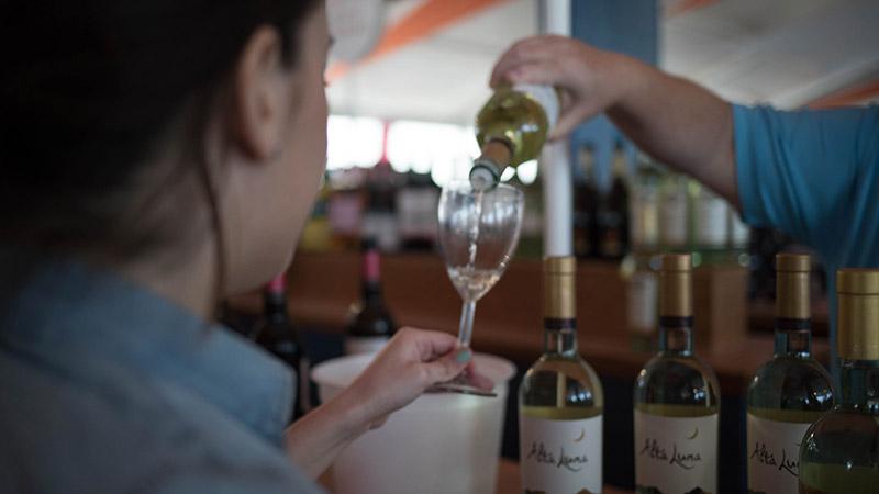 SOBEWFF 2015 Wine Tasting
