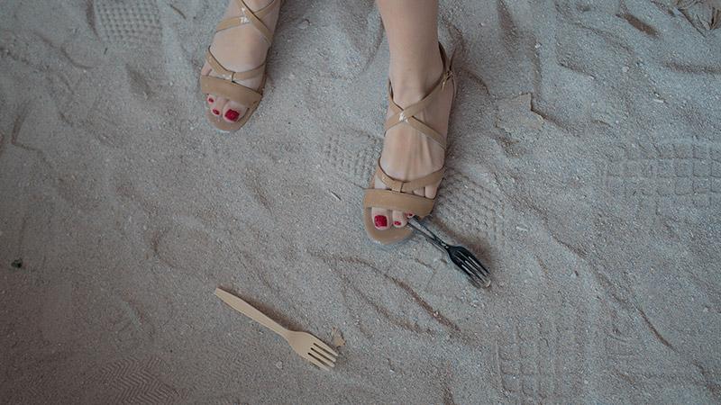 SOBEWFF 2015 Fork In Shoe