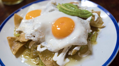Where the Hell Have Chilaquiles Been All My Life?